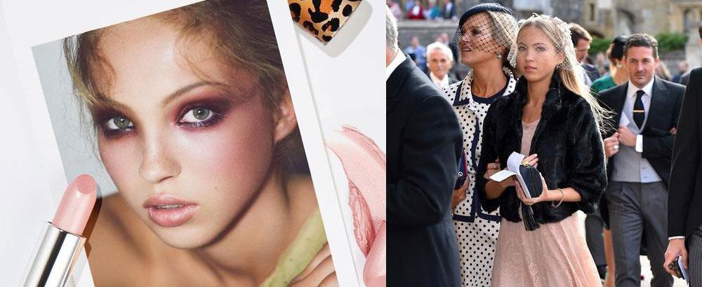 """Kate Moss的女兒要來和Kaia""""爭寵""""了"""
