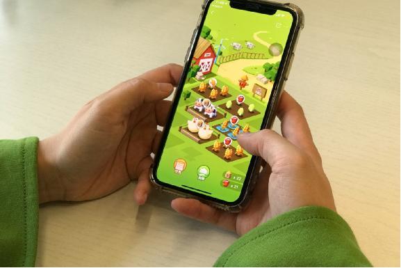 养鸡养牛兑换真实食物 口碑App上的这款小游戏火了
