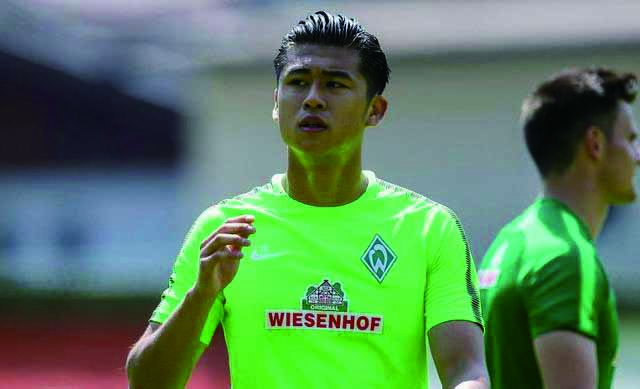张玉宁接受专访谈自己的足球之路  梦想欧冠,一定要证明自己