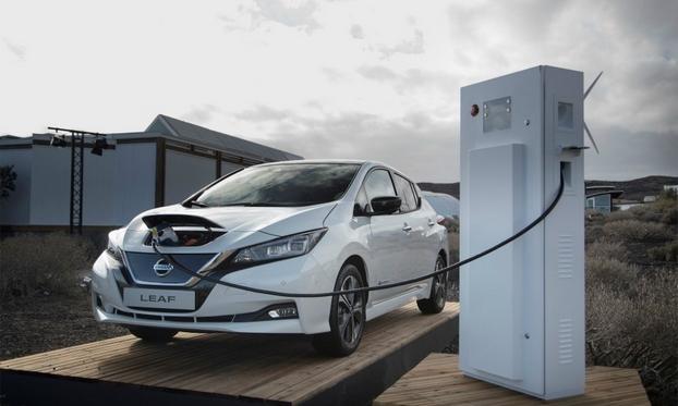 日产聆风获批在德国使用汽车到电网V2G技术