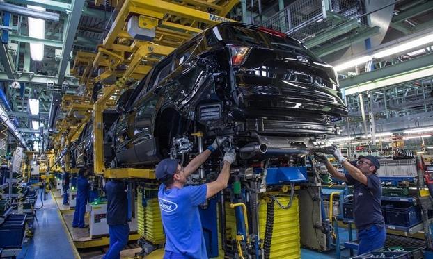 市场需求低迷 福特西班牙工厂11月份停产9天