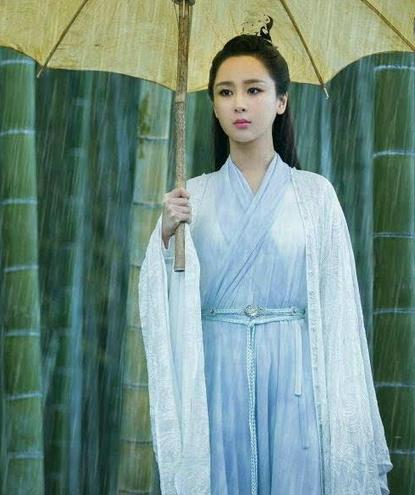 杨紫演过最美的角色,不是邱莹莹,不是陆雪琪,而是被遗忘的她!
