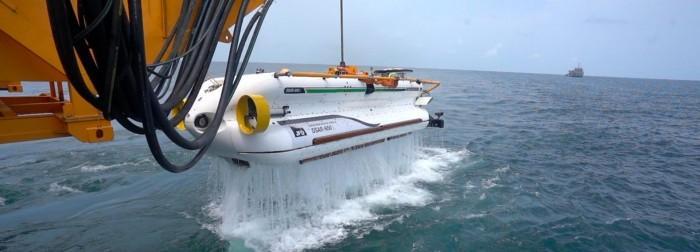印度海军完成JFD新一代深海援救潜艇的海洋试验