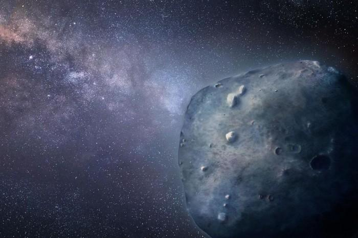 天文小组发布小行星3200报告:比设想的更诡异