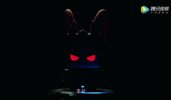 全球首款《王者荣耀》智能机器人将发布 酷似吕布