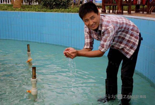 """再生水让乌沙河""""活""""起来"""