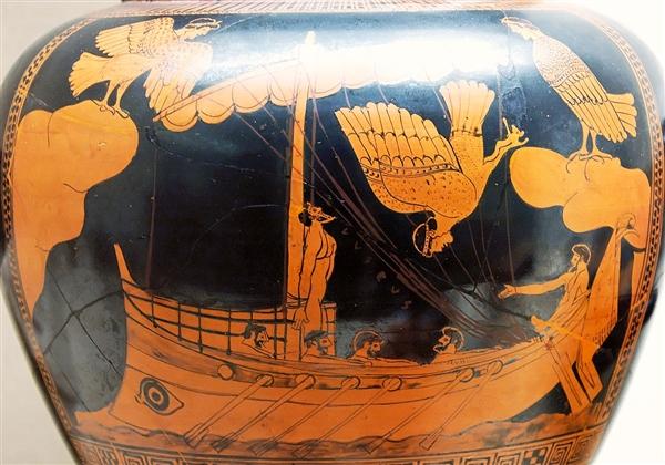 黑海海底发现现存最古老最完整的沉船遗址