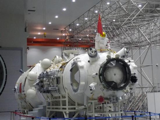 """我国""""天和""""号空间站核心舱将首次对公众开放"""