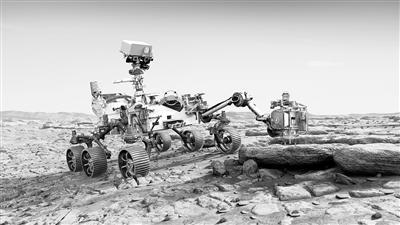 """""""火星2020""""探测车 你要在哪里着陆"""