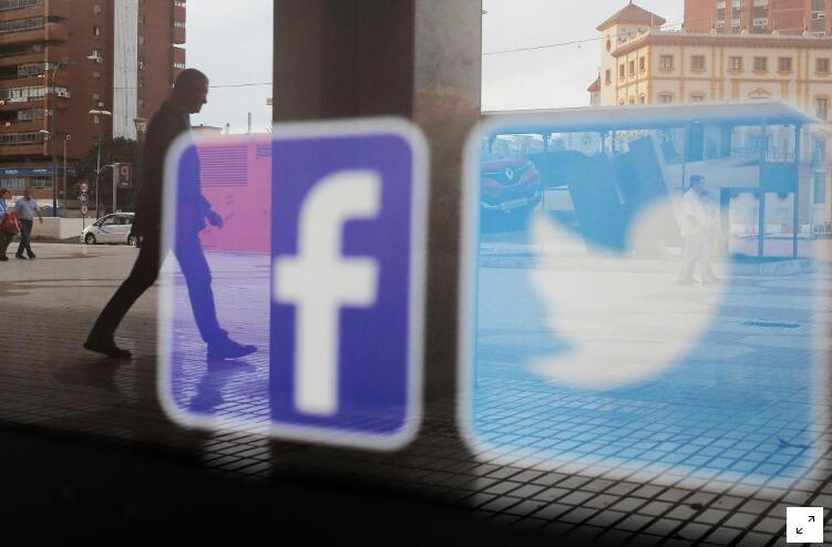 中国干预美国中期选举?脸书推特:没发现