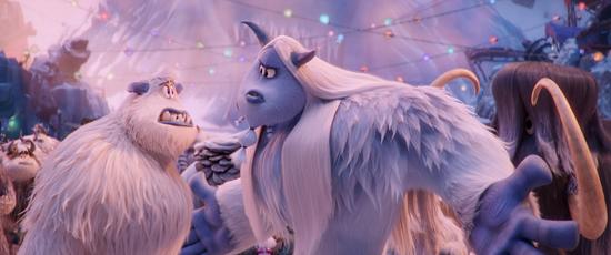 《雪怪大冒险》预告 网友:看完想住进电影世界