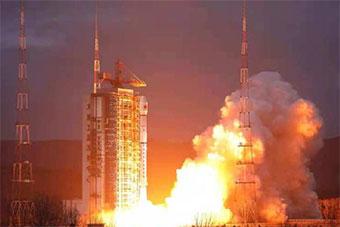世界首个海洋动力环境监测网建设再添一枚卫星