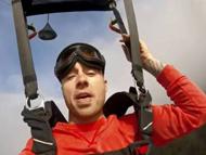 34岁说唱歌手高空拍MV坠亡 曾是职业滑雪选手
