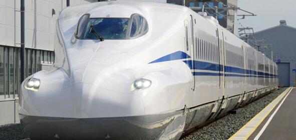 日本公开新型新干线列车,欲向美国和台湾出口