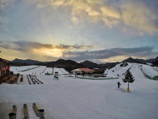 增开夜场+系统升级 2018-2019雪季南山滑雪新变化