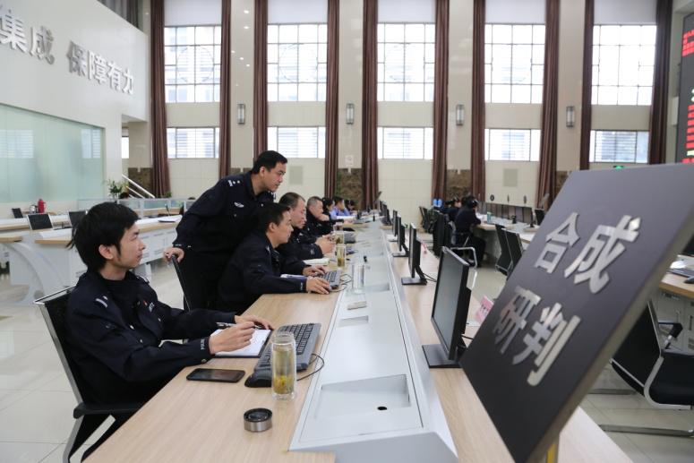 江苏溧阳公安改革整合警队资源提升战斗力