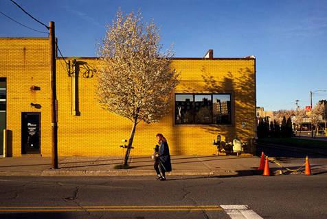 美摄影师记录宾州近年变化 许多城镇呈衰落景象
