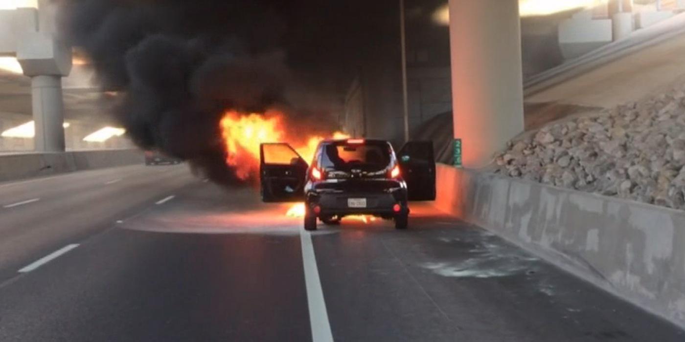 现代起亚承诺密切配合美交管局 严格调查车辆起火原因
