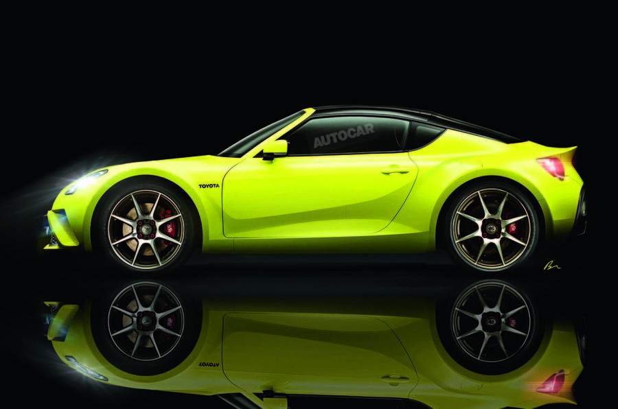 丰田考虑复活MR2跑车 或采用电池驱动
