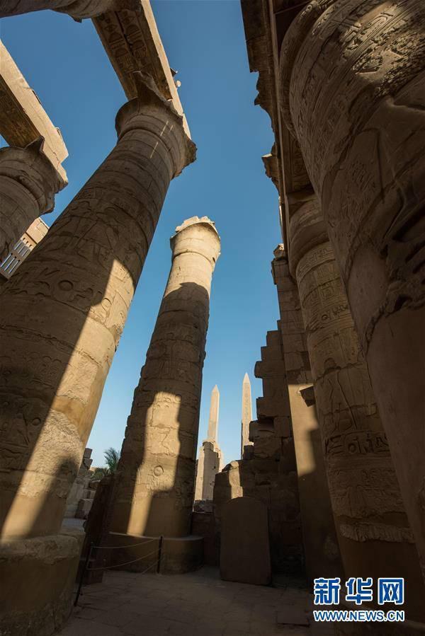 埃及历史名城卢克索(组图)