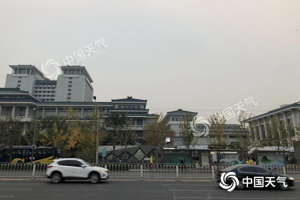 北京今有雨和中度污染 夜间北风加大空气质量好转
