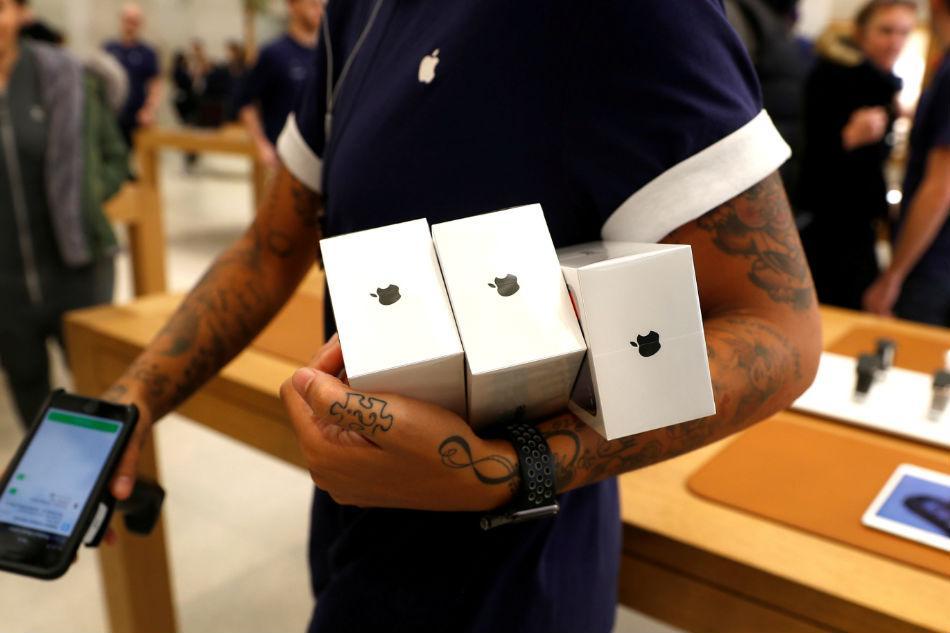 因手机变慢:意大利罚苹果1000万欧元 罚三星500万