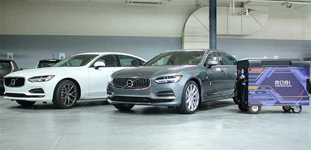 沃尔沃投资FreeWire支持电动汽车移动充电设备开发