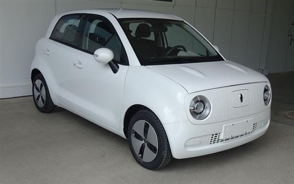 长城推出首款微型电动车 续航350km预售10万内