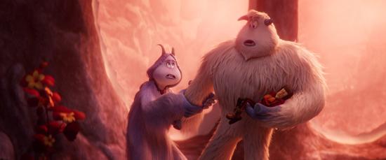 《雪怪大冒险》入围奥斯卡最佳动画长片名单