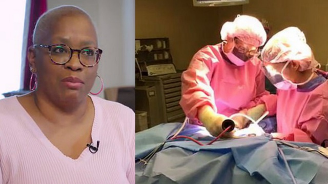 美得州女子直播乳腺癌手术 敦促人们进行筛查