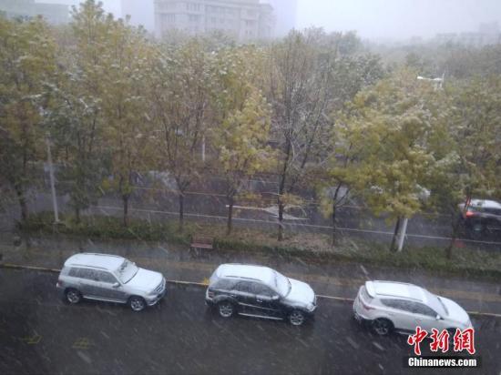 冷空气影响中东部地区 东北地区将有降雪