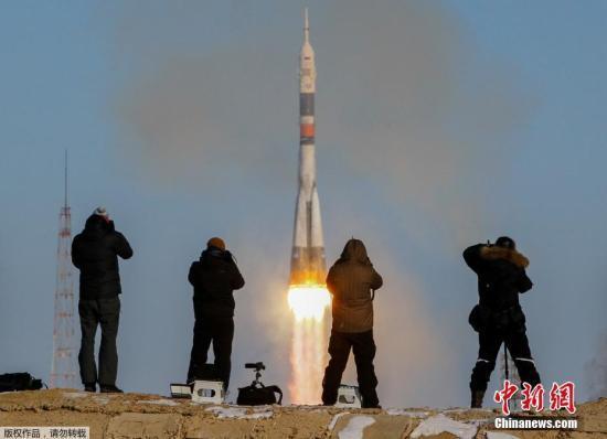 联盟MS-11载人飞船发射提前 准备工作正密集进行