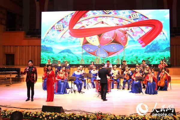 2018中越金秋音乐会在越南举行