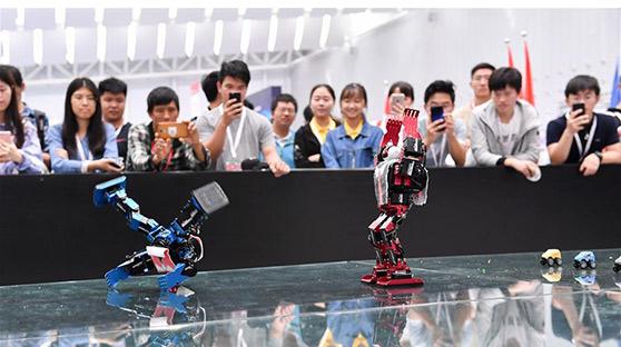 战斗吧!机器人