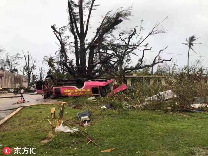 约1500名中国游客因台风滞留塞班岛 我民航将安排运力撤离中国游客