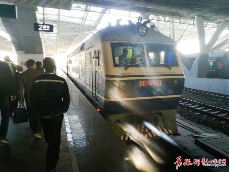 济青高铁又有新进展!青岛枢纽段启动联调联试