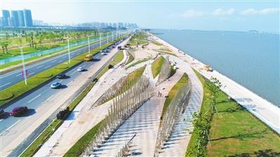 迎航展多个项目顺利完工 珠海机场门户通道面貌焕然一新