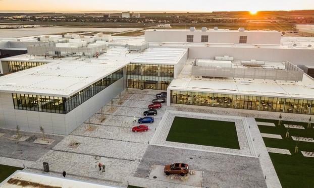 捷豹路虎斯洛伐克工厂正式投产 拟2020年产量达10万
