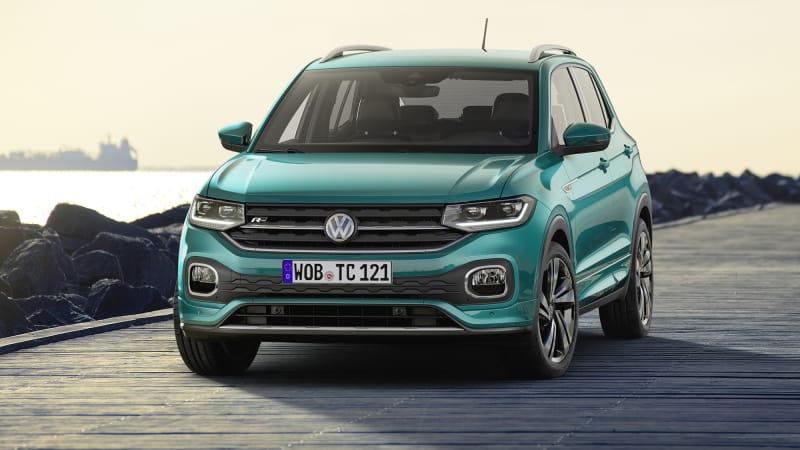 大众T-Cross SUV全球首发 主打欧洲/中国/南美市场