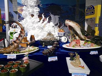 香港美食人气旺 东海海鲜受热捧