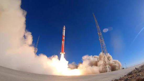 中国首枚民营运载火箭发射失败 回应:继续前行