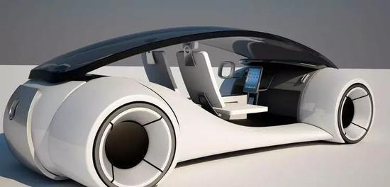 秘密研发自动驾驶技术 苹果的下一个硬件是车?