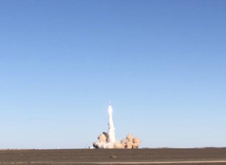 """""""朱雀一号""""发射未能入轨 已达关键技术验证目标"""