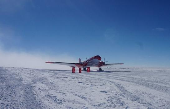 中国将于11月在南极建立首个永久机场