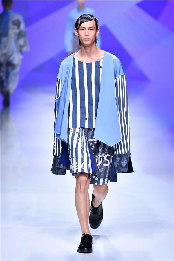 第二届 旭化成 中国未来之星设计创新大奖 在2019春夏中国国际时装周举行