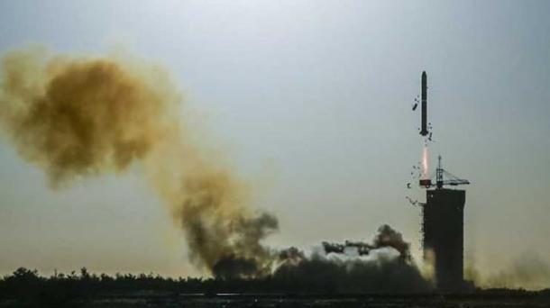 中法海洋卫星发射成功 两国将共同研究气候变化