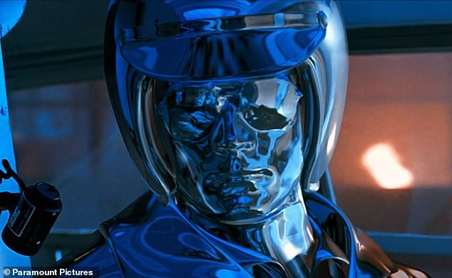 中澳科学家造出变形机器人 灵感来自终结者