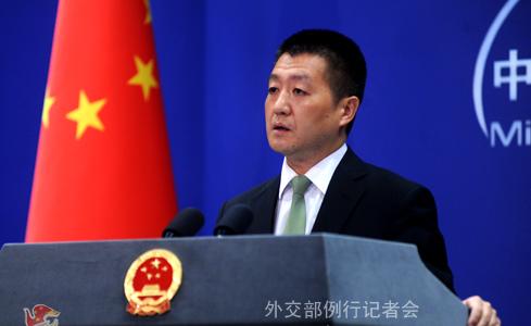 外交部:暂未收到有中国公民在印尼坠毁航班