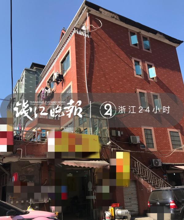 """杭州""""乞讨奶奶""""家有五层楼别墅,10来间店铺出租"""