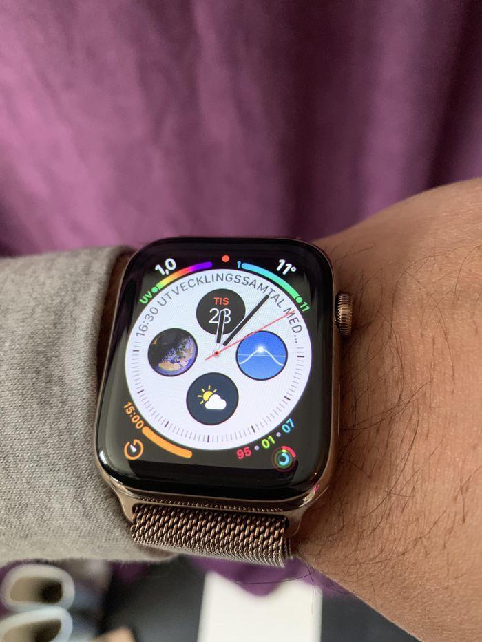 Apple Watch 4 成功救下国外男子一命